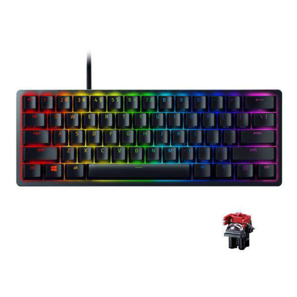 Huntsman Mini Gaming Keyboard Computer & Office Mouse & Keyboards