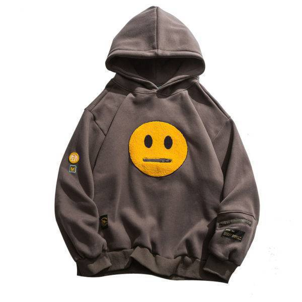 Men's Emoji Themed Hoodie Hoodies & Sweatshirts Men's Clothing