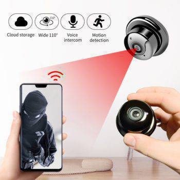 1080P Wireless Security Camera Security & Protection
