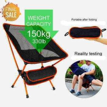 Traveler Ultralight Folding Chair