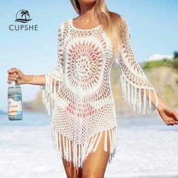 Crochet Bikini Cover Up