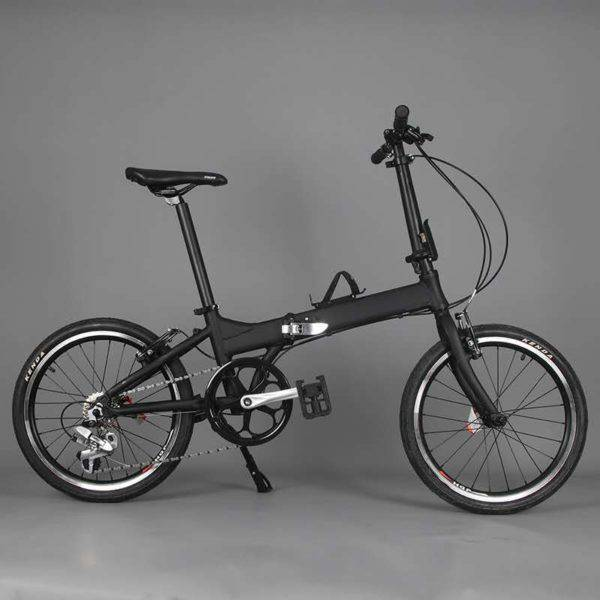 20 Inch Folding Bike With 8 speeds Cycling Sports & Entertainment
