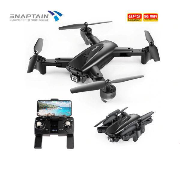 Camera Drone 1080P HD Drone With GPS