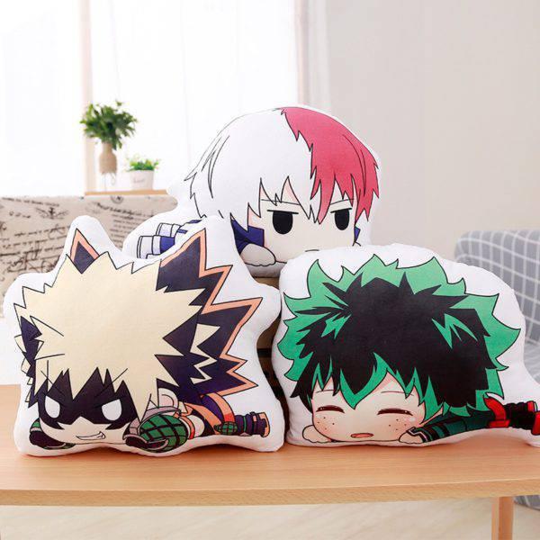 My Hero Academia Pillow Toy