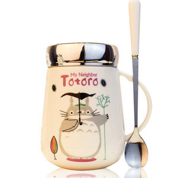 Anime Totoro Ceramic Mug
